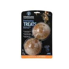 Everlasting Treat for Dogs, Chicken, Large, 2-Pack New