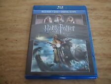 Harry Potter and the Deathly Hallows Part 1 (Blu-Ray/DVD, 2011, Target Exclusive
