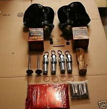 "Harley WL WLA Servi-car Flathead 45"" Cylinder Motor Set & Top End Kit New (347)"