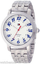 Tommy Hilfiger 1781216 Classic White Dial Stainless Women's Watch