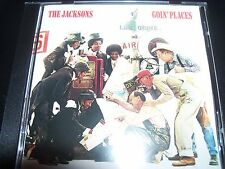 The Jacksons (Michael Jackson) Goin' Places CD – Like New