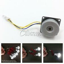 Three Phase DIY AC Micro Brushless Wind Power Hand Cranked Generator Motor 3-24V