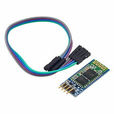 HC-07 Wireless Bluetooth Module Serial 4 Pin RF Transceiver RS232 TTL *UK Stock*