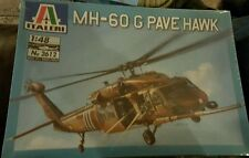 Italeri #2612 1/48 MH-60 G Pave Hawk HELICOPTER. SEALED!
