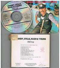 Crosby, Stills, Nash & Young – Old Cop   CD Album  1990