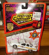 ROAD CHAMPS 1:43 'POLICE SERIES' ILLINOIS STATE POLICE CHEVROLET CAPRICE