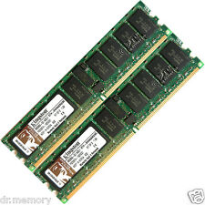 8GB 2x4GB DDR2-667 MHz PC2-5300P 5300 ECC Registered 240-pin Server Memory RAM