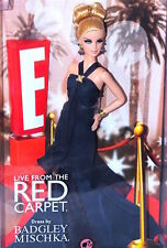 Badgley Mischka barbie e! Live from the Red Carpet Collector, nuevo, NRFB