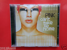 compact disc,cd,pink,can't take me home,most girls,split personality,is it love