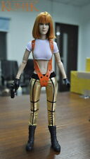 KUMIK Custom CG CY Girl Female Body w/ Head & Clothing 1/6 Figure