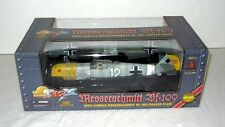 NEW ~ Ultimate Soldier WWII German BF-109 Fighter Plane