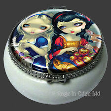 *ALICE & SNOW WHITE* Strangeling Mini Trinket Box By Jasmine Becket-Griffith