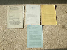 signed trainees contract 2/10/86 a ainscow wigan later rotherham altrincham rhyl