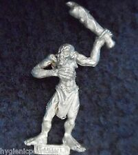 1998 no-muertos Ghoul 3 Citadel Games Workshop Warhammer Condes Vampiro ejército Cripta