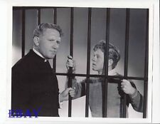 Spencer Tracy Mickey Rooney behind bars VINTAGE Photo Men Of Boys Town