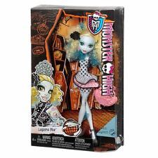 Monster high exchange lagoona blue poupée
