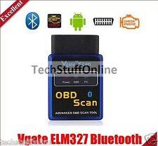 Android VGate ELM327 CAR ELM 327 Bluetooth EcoSport Tachometer OBDII OBD2 Reader