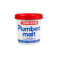 Evo-Stik Plumbers Mait Non Setting Putty for Sanitary Joints 750g MAIT75