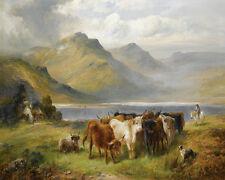 Near Loch Lomond George Turner  24'  CANVAS