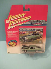 Chevy Chevelle SS 1970 rubber tire by JOHNNY LIGHTNING MOC
