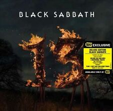 13 Deluxe Edition (Best Buy Exclusive) w/ Bonus Tracks, Black Sabbath, New Extra