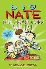 Big Nate: The Crowd Goes Wild!-ExLibrary