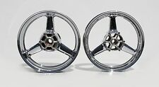 99-01 Yamaha YZF R1 New Chrome Wheels Rims SHOW QUALITY CHROME by SPORT CHROME