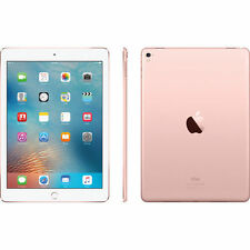 New Apple iPad Pro 9.7in iOS Retina Disp 32GB WiFi Rose Gold + Warranty