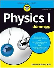 Physics I for Dummies by Steven Holzner (2016, Paperback)