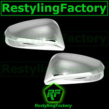 2014-2015 Toyota 4RUNNER without Turn Signal only Triple Chrome Mirror Cover 15