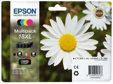 Genuine Epson T18XL Daisy Ink Multipack for Epson printer