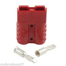Anderson SB50 Connector Kit Red 6 Awg 6331G1 6 Ga Authentic Anderson Power