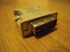 DVI-I Dual Maschio a VGA Adattatore Donna