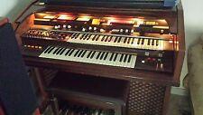 Organo con mobile della CRB modello diamond 910 gold vintage
