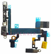 Ein An Aus Flex Mikro Sensor Schalter Taste Power Button Key Apple iPhone 5S