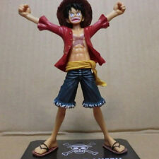 New Japanese Anime One Piece MONKEY.D.LUFFY Figure PVC toy Figurine 15CM