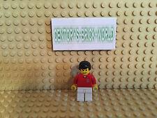 LEGO® Figur Minifig Soccer Player #9 Fussball Spieler #SOC088 3421 3420 3425