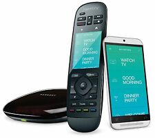 Logitech Harmony Ultimate Home Touch Screen Black Remote 915-000237