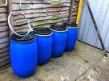 1 drum x 120 Ltr water butt, storage container, bio diesel storage, tank, drum