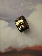 Hermes Bracelet Collier De Chien CDC Cuff HERMÈS Black / Gold