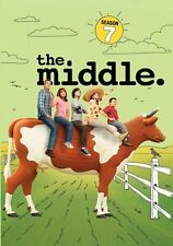 The Middle . The Complete Season 7 . Patricia Heaton . Neil Flynn . 3 DVD . NEU