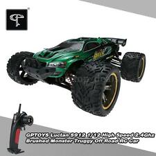 GPTOYS Luctan S912 1/12 High Speed 2.4G 2WD Monster Truggy Off Road RC Car J6G4