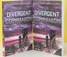 NEW ~ THE DIVERGENT COMPANION -Lois Gresh- PAPERBACK ~ NEW ~ FREE 1st Class SHIP