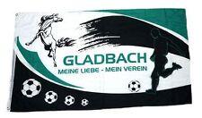 Fahne / Flagge Mönchengladbach Mein Verein NEU 90 x 150 cm