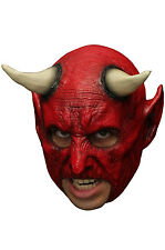 Demon Devil Chinless Adult Full Mask