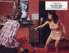BERNADETTE LAFONT UNE BELLE FILLE COMME MOI 1972 PHOTO D'EXPLOITATION N°8