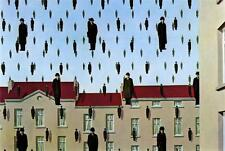 "Rene_Magritte.GLOCONDE 1953. Reproduction on  Modern BOX-CANVAS 20""x 30"""
