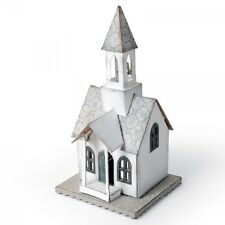 Sizzix Bigz Die VILLAGE BELL TOWER Tim Holtz 660987 Also Requires 660992