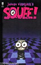 Squee 1 NM Jhonen Vasquez Invader Zim JTHM Johnny the Homicidal Maniac New