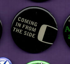 Guinness - Rugby - Coming In From The Side -  Plastic Button Badge